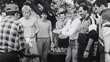 23.12.13 – Документальный фильм. Биатлон. Летние тренировки. 1977