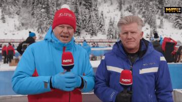 13.12.19 – Матч ТВ 2-ой этап Кубка Мира в Хохфильцен