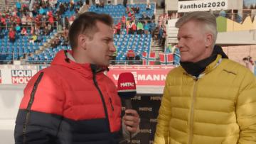 Дмитрий Васильев о дисквалификации Устюгова и Слепцовой
