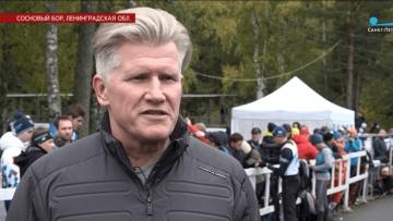 Турнир на призы олимпийского чемпиона Дмитрия Малышко по биатлону в Сосновом Бору